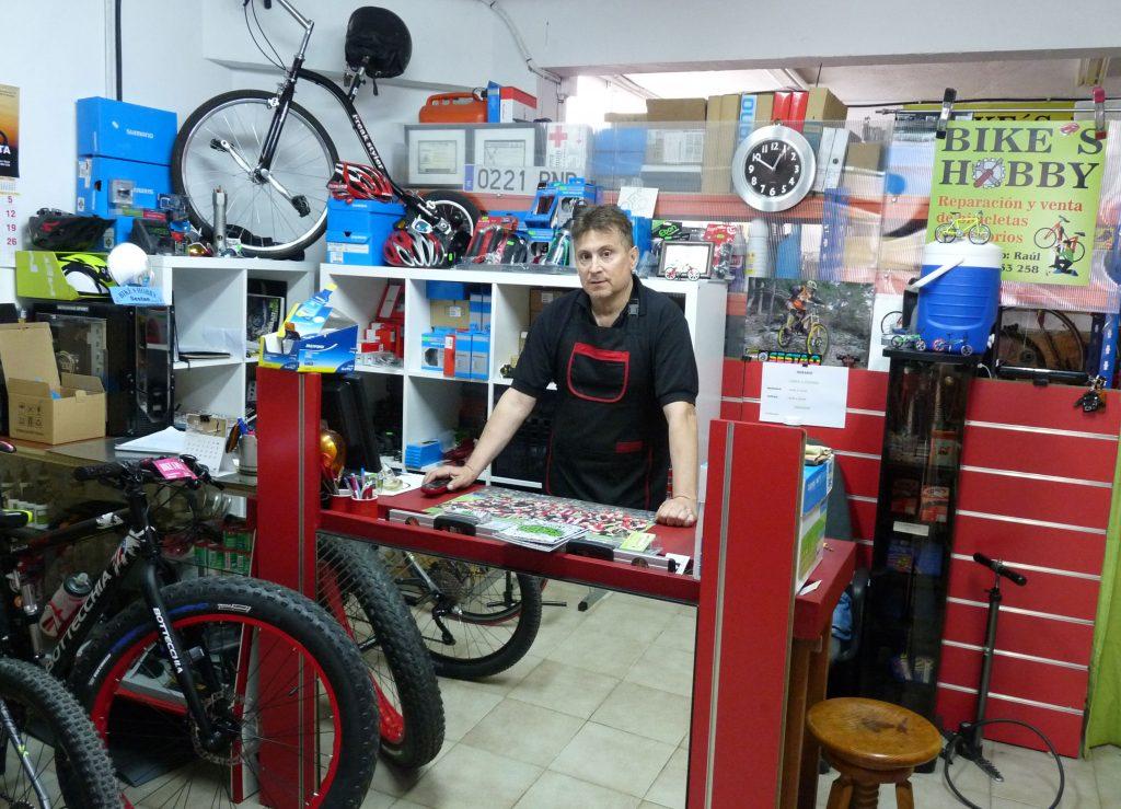 raul bike's hobby
